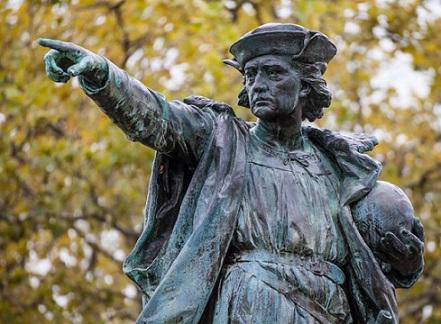 colomb_statue